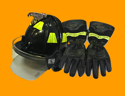 Clothes,Helmet, boot and Gloves